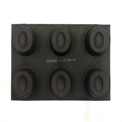 Picture of OVAL SAVARIN TRAY (6) FLEXIPAN®